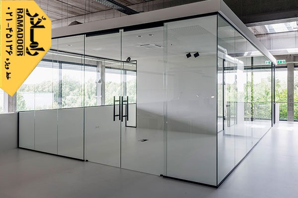 شیشه بالکن با استفاده شیشه سکوریت