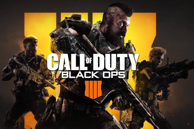 بازی Call of Duty Black Ops 4