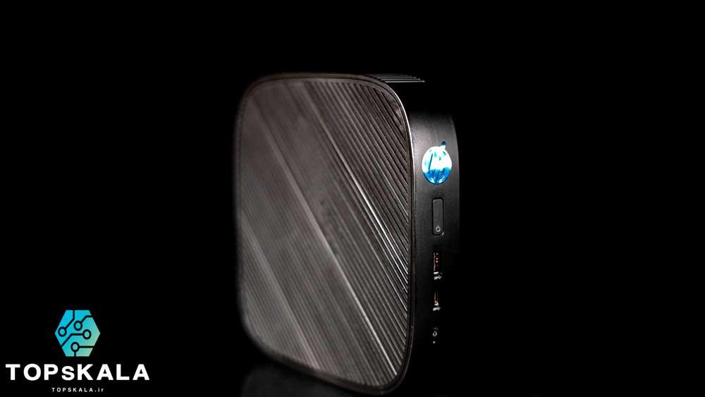 تین کلاینت آکبند اچ پی مدل HP T530 Thin Client با مشخصات پردازنده AMD GX-215jj و گرافیک AMD Radeon دارای مهلت تست و گارانتی رایگان - محصول HP
