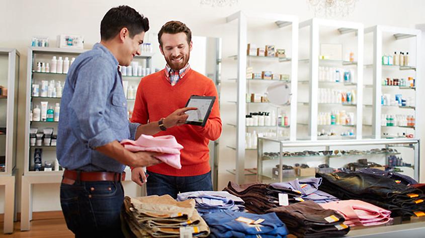 مدیریت ارتباط با مشتری در خرده فروشی