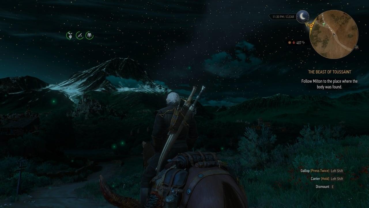 اسکرین شاتهای بازی Witcher 3 Wild Hunt Game Of The Year GOTY Geralt Toussaint