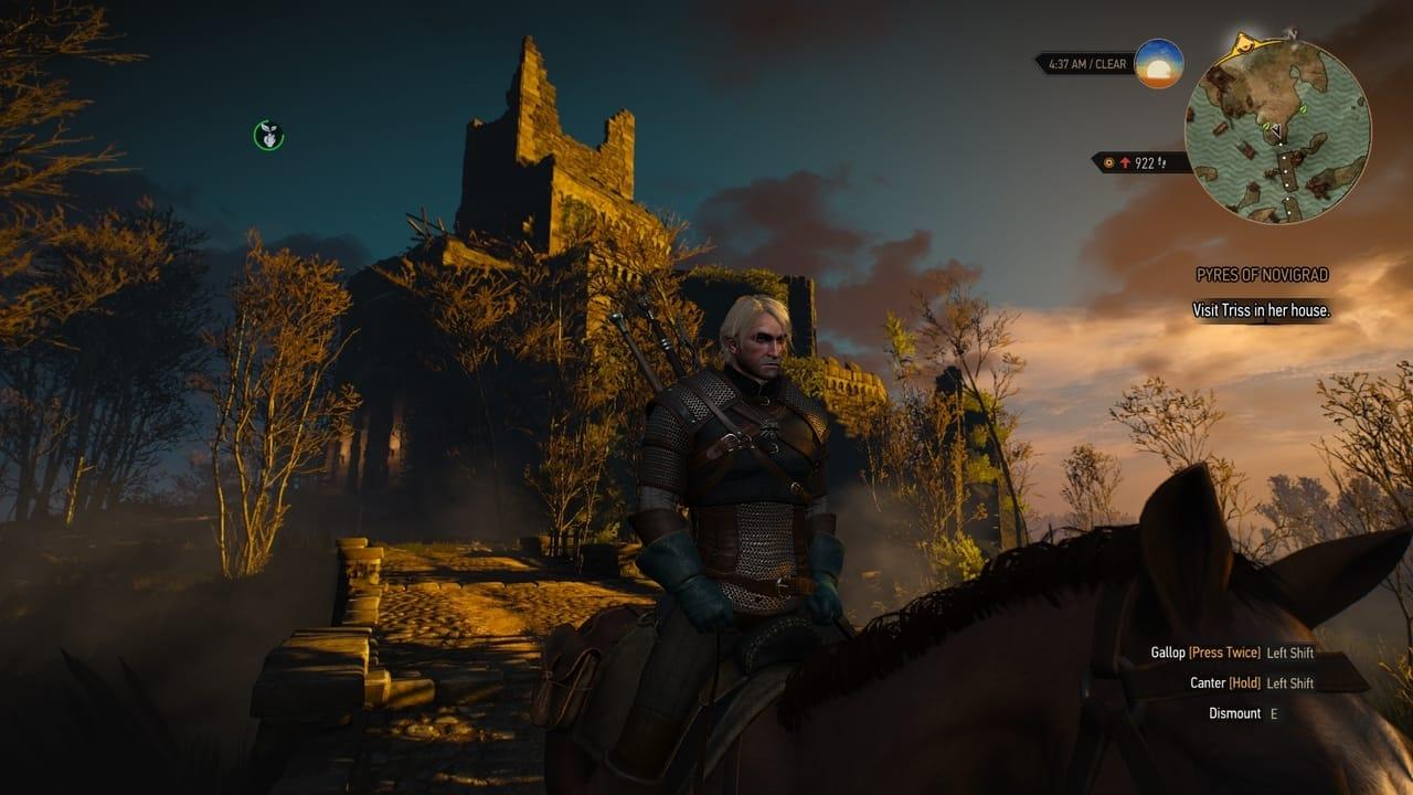 اسکرین شاتهای بازی Witcher 3 Wild Hunt Game Of The Year GOTY Geralt Roach