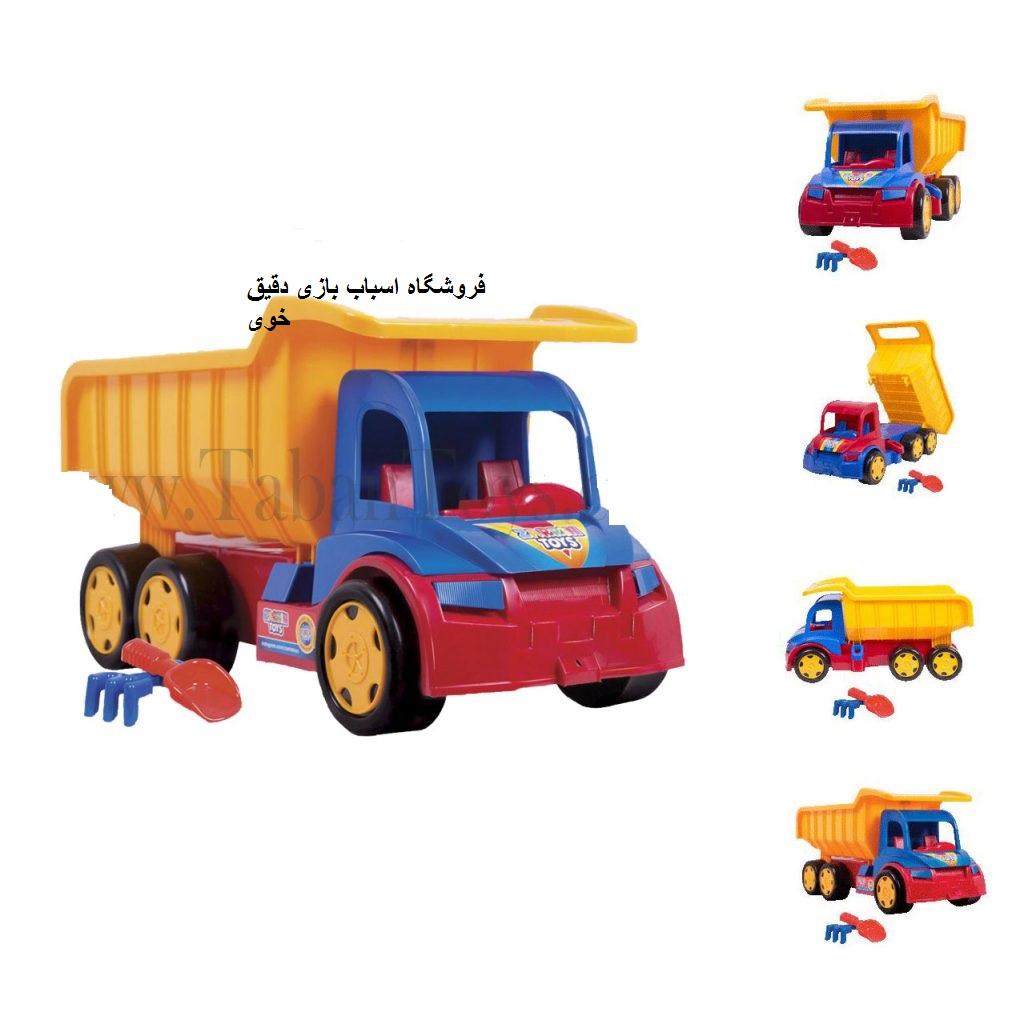 کامیون بزرگ بچه گانه - کادو تولد پسرانه