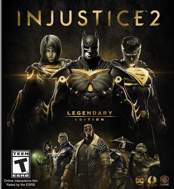 لیست تخفیفات این هفته شبکه Xbox Live ؛ Injustice 2