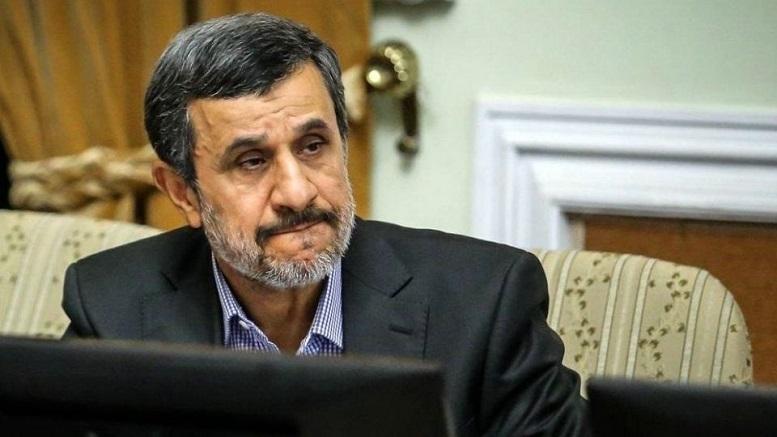 تمسخر احمدی نژاد در فضای مجازی