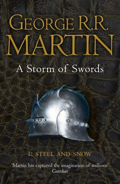 3. A Song Of Ice And Fire-A Storm of Swords-Martin George R R
