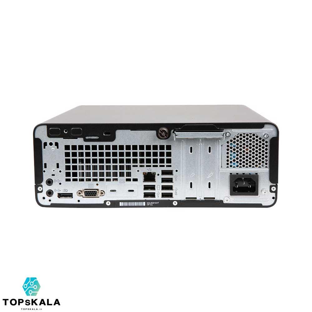 کامپیوتر آکبند اچ پی مدل HP Prodesk 400 G6 SFF با مشخصات پردازنده Intel Core i7 یا Intel Core i5 و گرافیک intel UHD 630 دارای مهلت تست و گارانتی رایگان - محصول HP