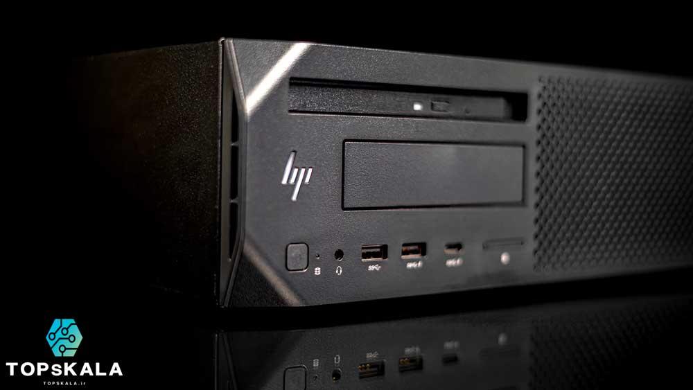 کامپیوتر آکبند اچ پی مدل HP Z2 SFF G4 با مشخصات پردازنده Intel Core i7 and i9 و گرافیک NVIDIA Quadro P1000 دارای مهلت تست و گارانتی رایگان - محصول HP