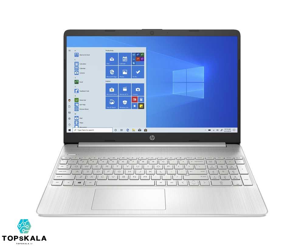 لپ تاپ استوک اچ پی مدل HP laptop 15s fq1 - کانفیگ A