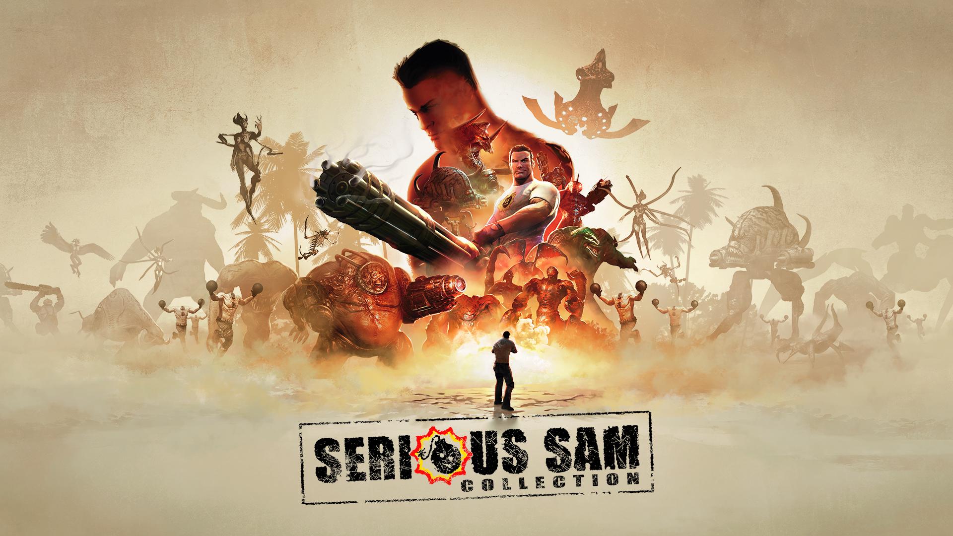بازی Serious Sam Collection برای پلی استیشن 4 و ایکس باکس وان در راه است