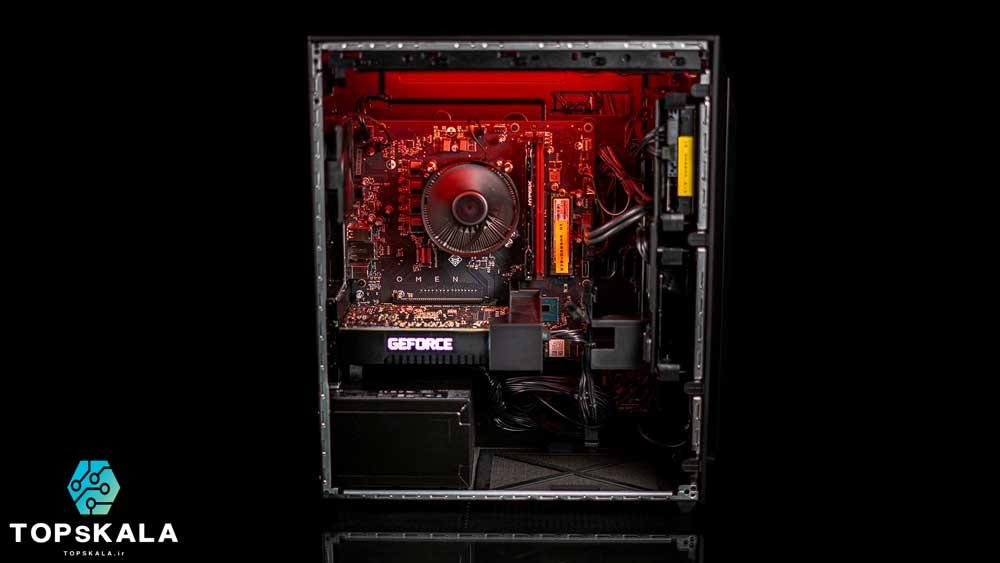 کامپیوتر آکبند اچ پی مدل OMEN by HP Obelisk Gaming 875 با مشخصات پردازنده Intel Core i7 9700 or i9 9900 و گرافیک Nvidia GTX or RTX دارای مهلت تست و گارانتی رایگان - محصول HP