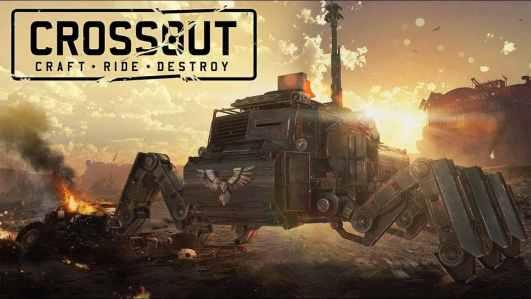 بتای خصوصی حالت Adventure Mode بازی Crossout آغاز شد