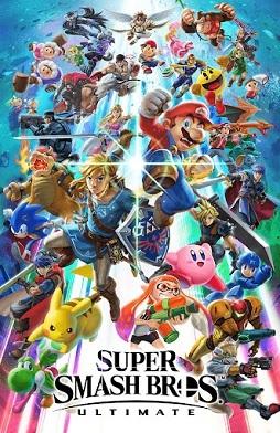 انتشار ویدیوهای جدیدی از بازی Super Smash Bros Ultimate