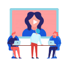 چالش برگزاری آموزش آنلاین