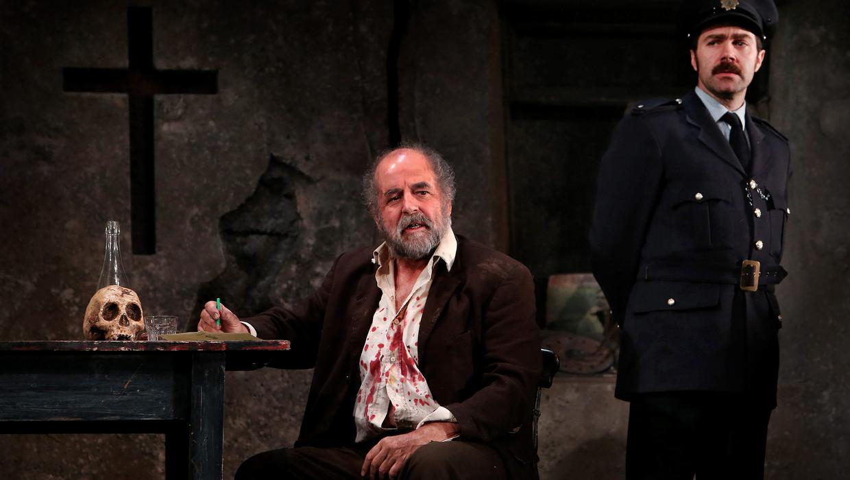 نمایشنامه جمجمهای در کنهمارا اثر مارتین مک دونا