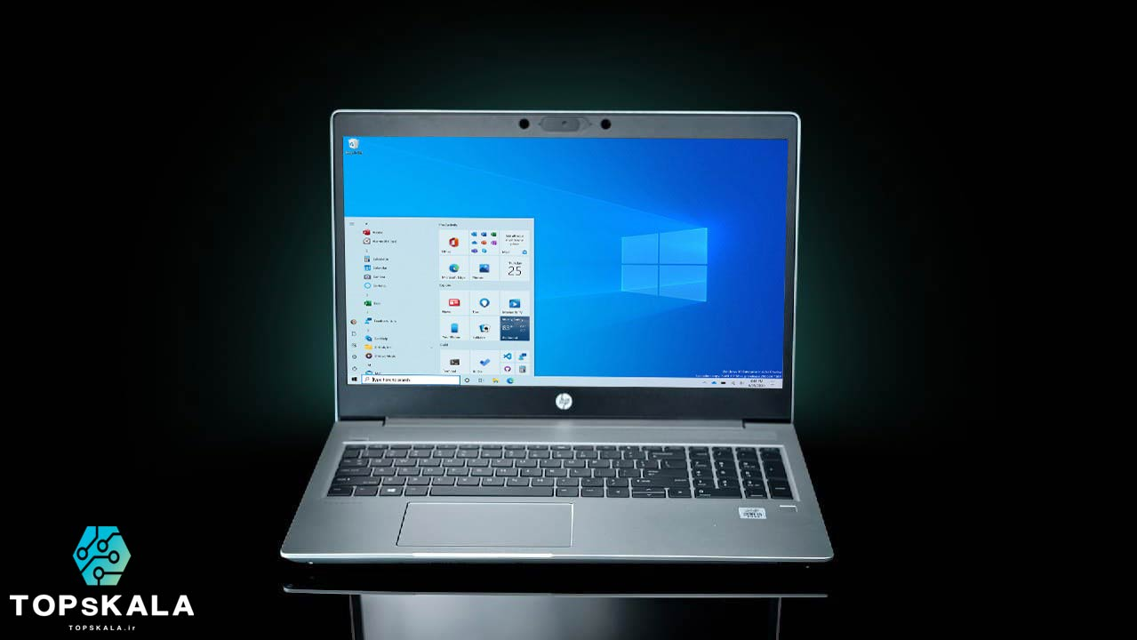 لپ تاپ آکبند اچ پی مدل HP ProBook 450 G7 با مشخصات Intel Core i5 10210U - Intel UHD دارای مهلت تست و گارانتی رایگان / محصول HP