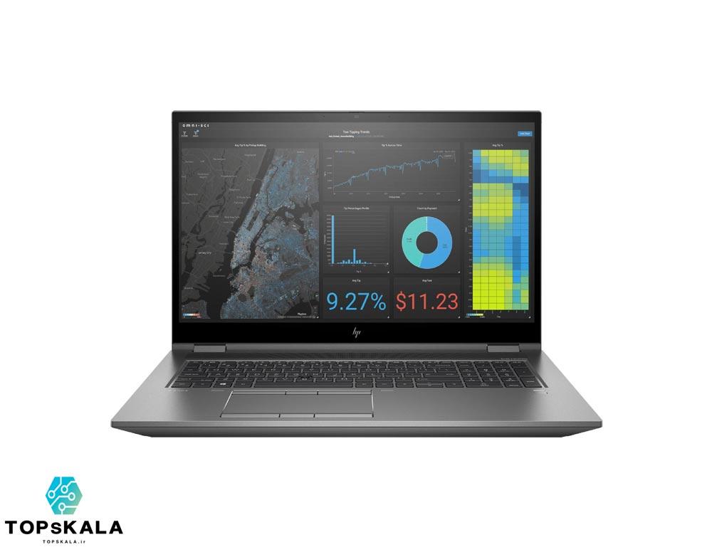 لپ تاپ آکبند اچ پی مدل HP ZBook Fury 17 G7 Mobile WorkStation - کانفیگ A