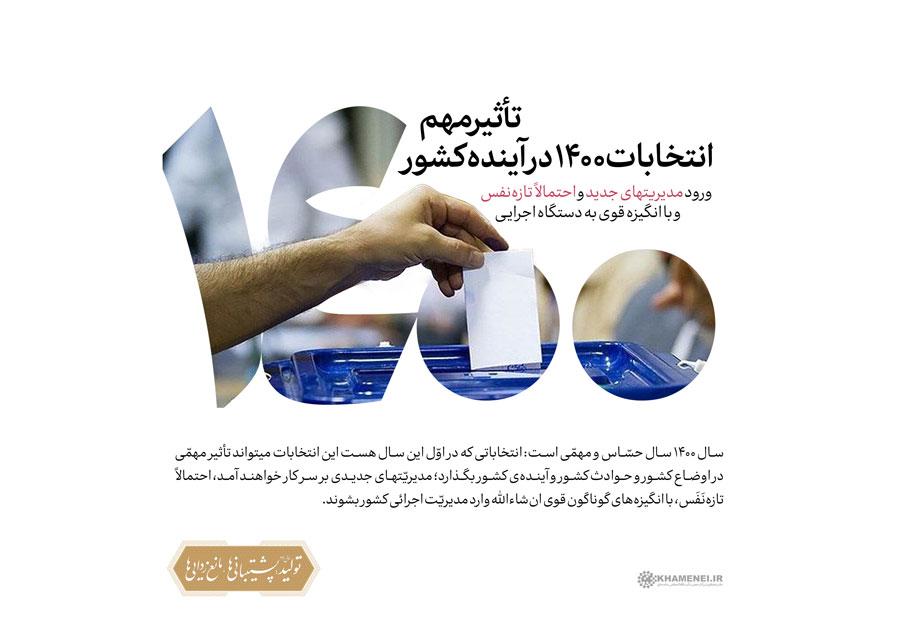 پیام نوروزی ۱۴۰۰