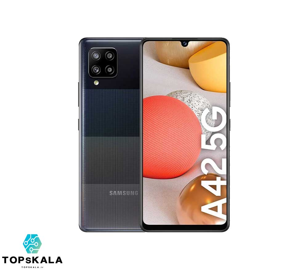 سامسونگ / گوشی موبایل سامسونگ مدل Samsung Galaxy A42 5G دو سیم کارت ظرفیت 128 گیگابایت