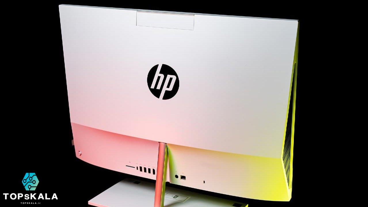 All in one اچ پی مدل HP Pavilion all in one 24-K0 - پردازنده Intel Core i5 10400T با گرافیک Nvidia GeForce MX350
