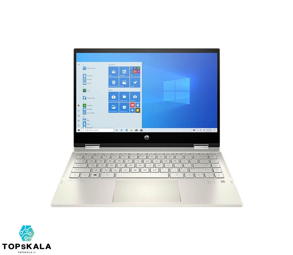 لپ تاپ آکبند اچ پی مدل HP Pavilion X360 14m-dw1