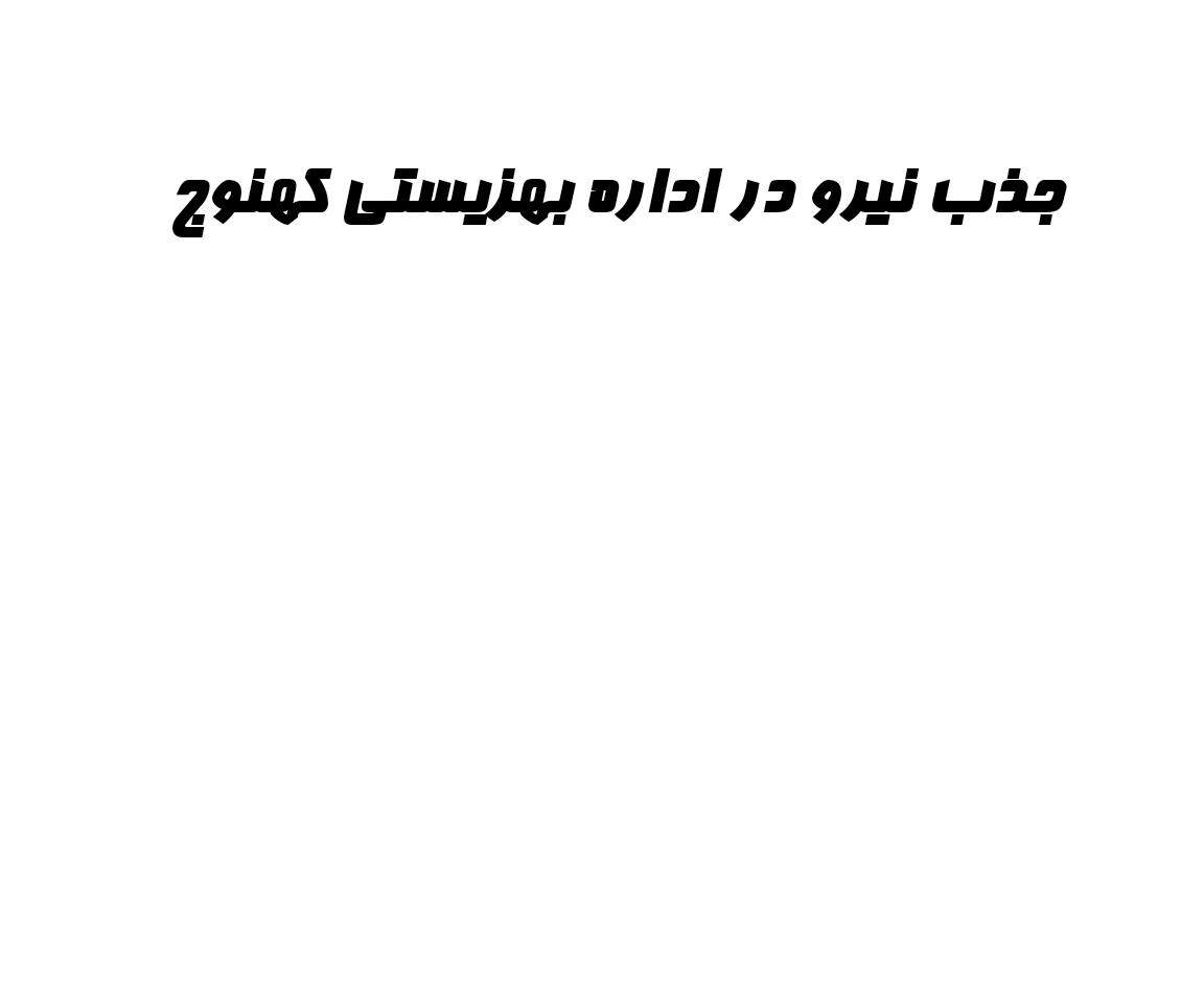 جذب نیرو در اداره بهزیستی شهرستان کهنوج