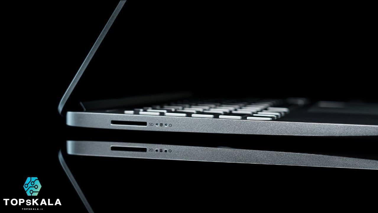 لپ تاپ آکبند اچ پی مدل HP Laptop 14s-dq0 - پردازنده Intel Pentium 5405U با گرافیک Intel UHD 610