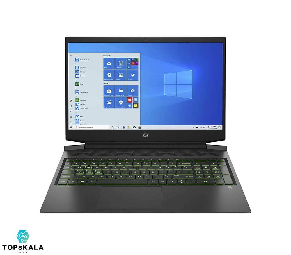لپ تاپ آکبند اچ پی مدل HP PAVILION GAMING 16