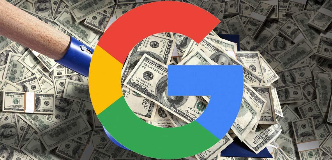 کسب درآمد از گوگل