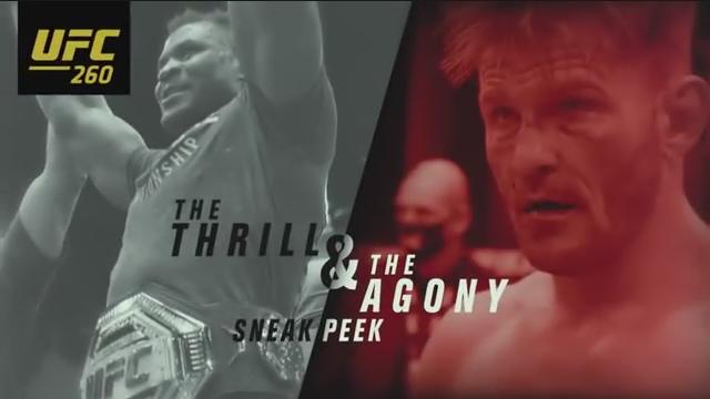 دانلود برنامه: UFC 260 :The Thrill and the Agony +نسخه 1080
