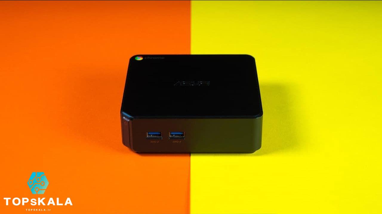 کامپیوتر استوک ایسوس مدل ASUS Chromebox CN60 با مشخصات Intel Celeron 2955U و Intel HD