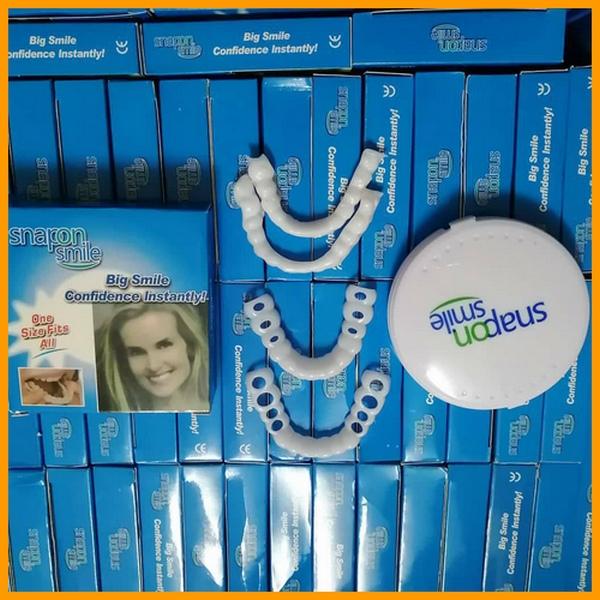 قیمت و سفارش اسنپ آن اسمایل لمینت متحرک دندان 2021